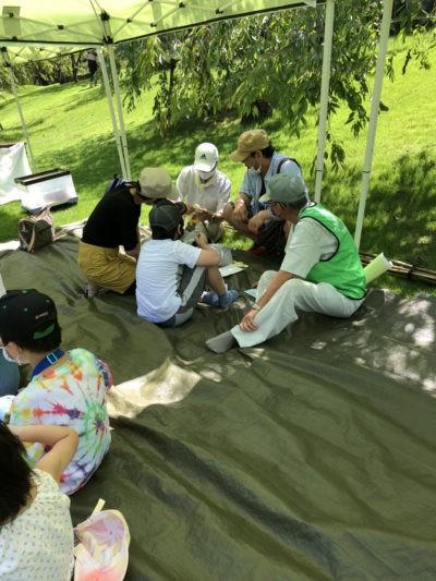 竹の水てっぽう作り2