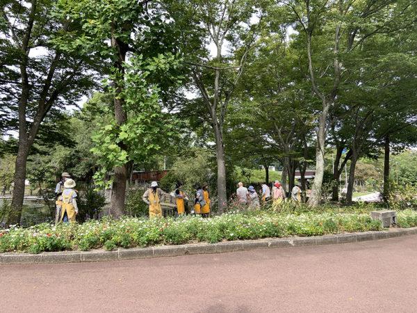 9月24日(木)活動の様子10